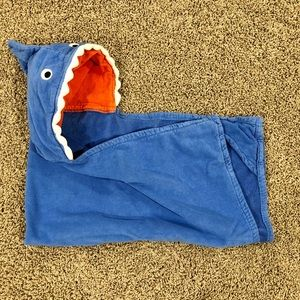 Other - 5/$25 Carter's hooded baby shark towel